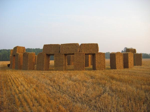 dry stone wall assoc of canada strawhenge views